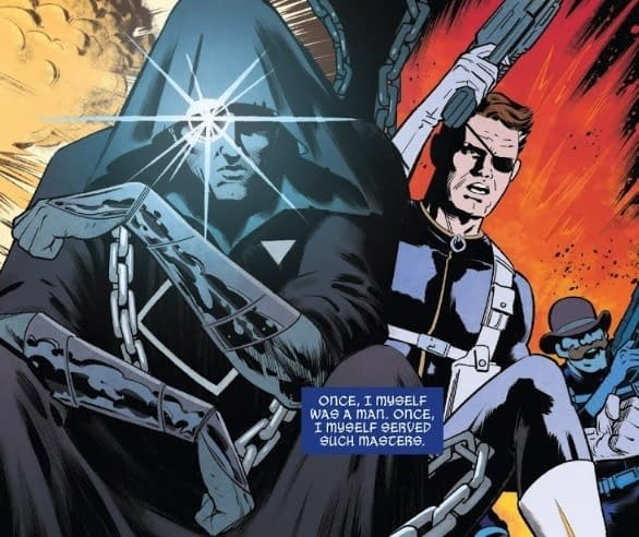X-ual Healing: A Pirate's Life for the Exiles in Exiles #4