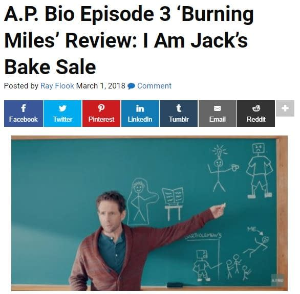 A.P. Bio Episode 4 'Overachieving Virgins' Review: I Am Jack's C-13