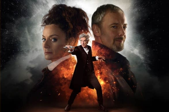 SDCC 2017: Capaldi's Final Bow For 'Doctor Who'; 'Dirk Gently' Debuts