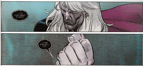 The Future Of Thor As Revealed In Thor #'6 (Spoilers)
