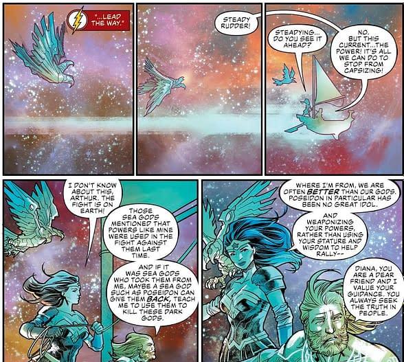 Góc đầu cơ: Sự xuất hiện đầu tiên của Tiểu hành tinh của Wonder Woman 1984?