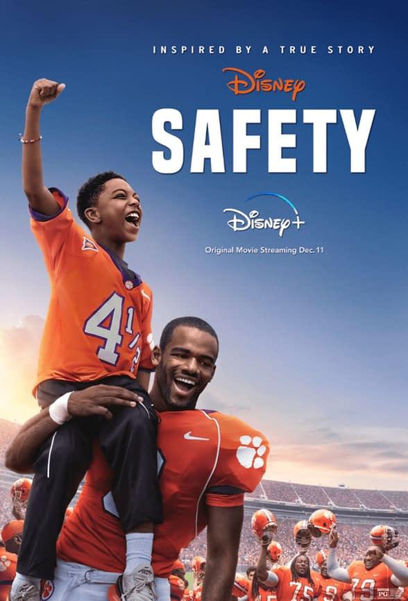Safety [Disney - 2020] Safety-Poster