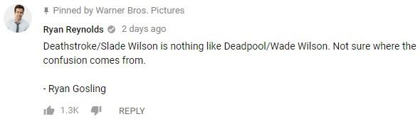 "Teen Titans Go! to the Movies: Slade Wilson Calls Deadpool a ""Rip-Off"""