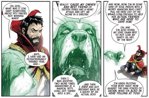 The Death of the Inhumans #1 – MAJOR SPOILERS – The List of the Dead