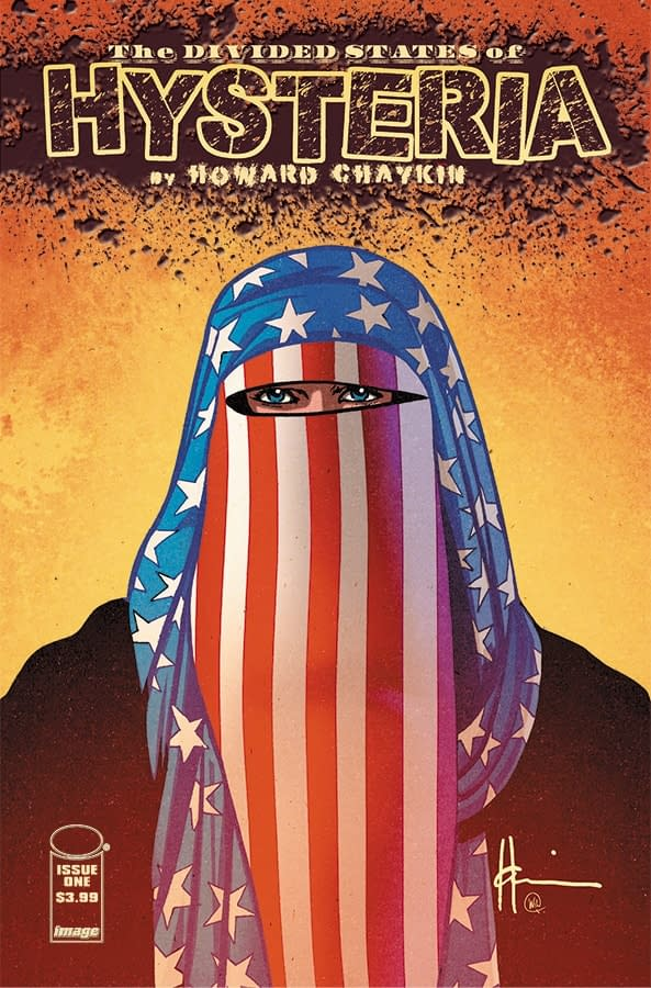 Divided States of Hysteria by Howard Chaykin