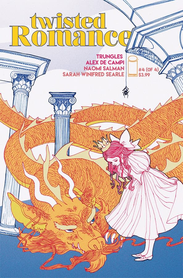 Alex De Campi's Weekly Twisted Romance Anthology For February From Image Comics
