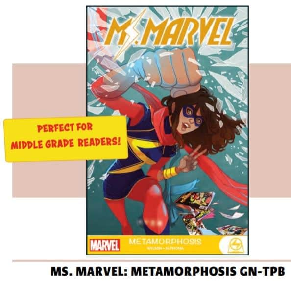 Marvel's New Ages 10+ Rating for Spider-Man, Spider-Gwen, Champions, Hawkeye and Ms Marvel