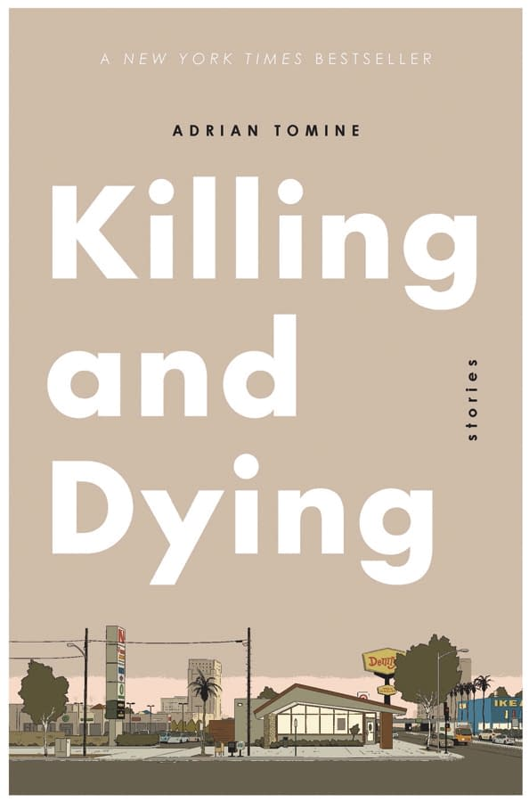 Collection Of 'Killing And Dying' And Moomin Graphic Novel: Drawn & Quarterly February 2018 Solicits