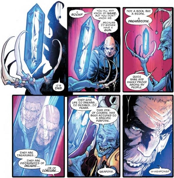Does Venom Join the Wrong Side of the War of the Realms? Venom #13 Preview