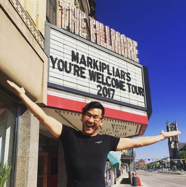 Taking YouTube Fun on the Road: An Interview with Markiplier's 'You're Welcome Tour'