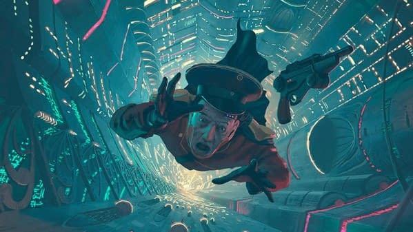 Free League Launches Kickstarter for Mutant: Elysium