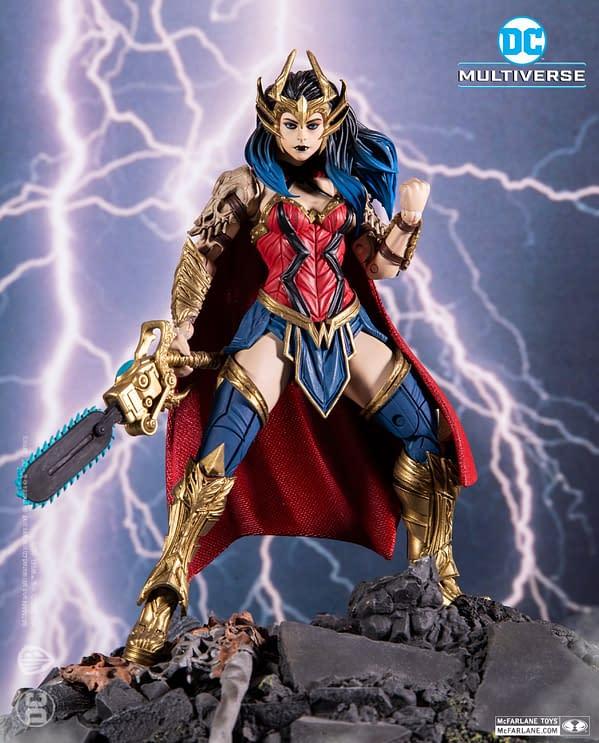 Wonder Woman and Todd McFarlane - The Daily LITG, 27th November 2020