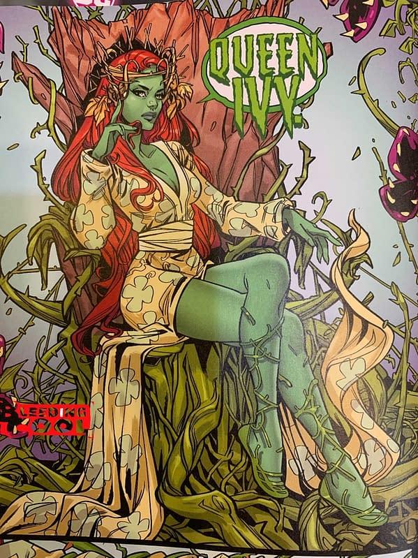 Will Poison Ivy Destroy Gotham In 2021? (Joker War Zone Spoilers)