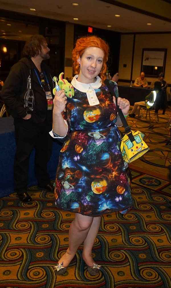 3 Days of Doctor Who: Gallifrey One Cosplay Photos