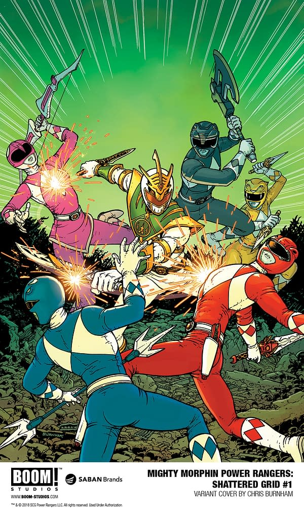 Power Rangers: Shattered Grid Ends with Oversized, Shocking Finale