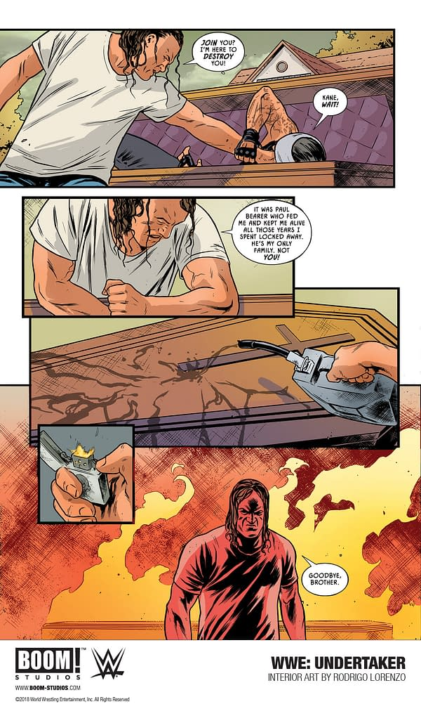 """First Look at Undertaker OGN Will Show """"Side of Dead Man… Never Seen Before"""""""