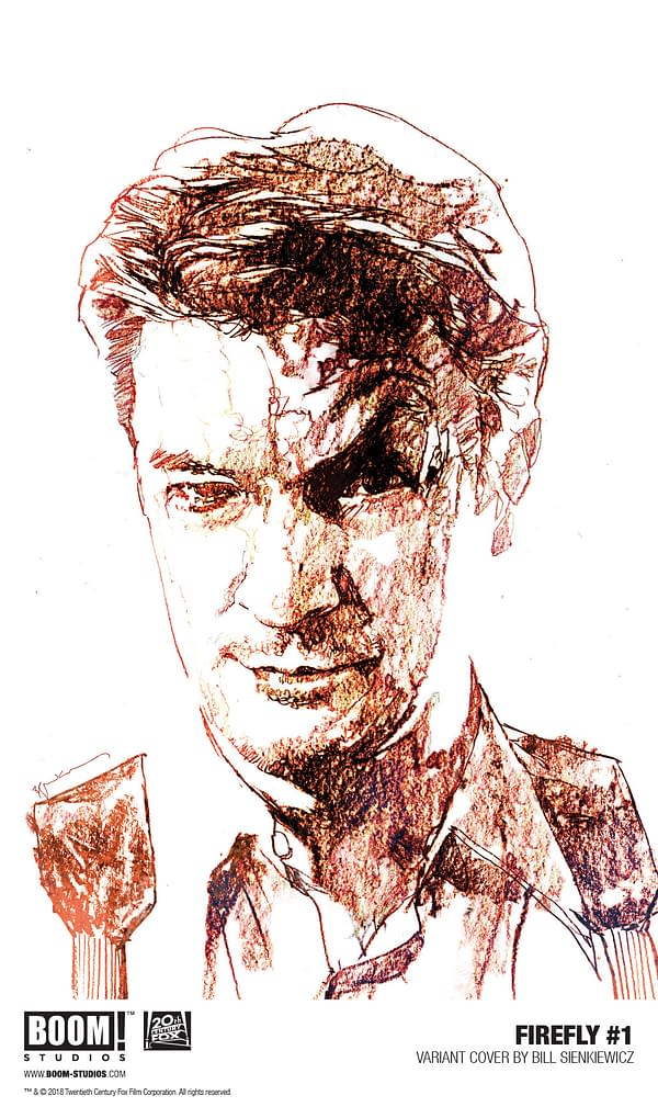 Boom's Firefly #1 Has Pre-Orders of 57,291 Copies – Any More For Any More?