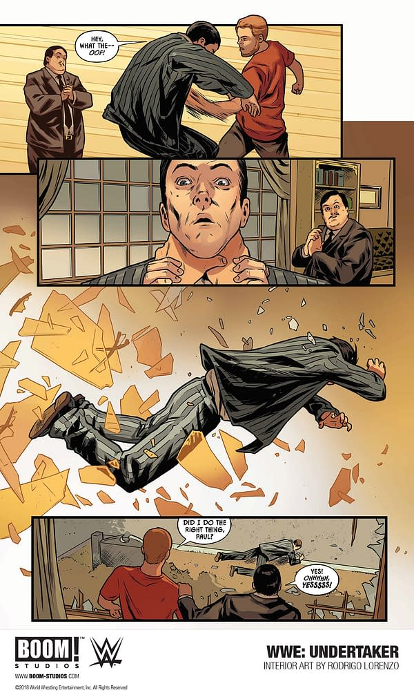 Undertaker OGN Reveals Why Knox County Mayor Kane Set Fire to Home [Spoilers]