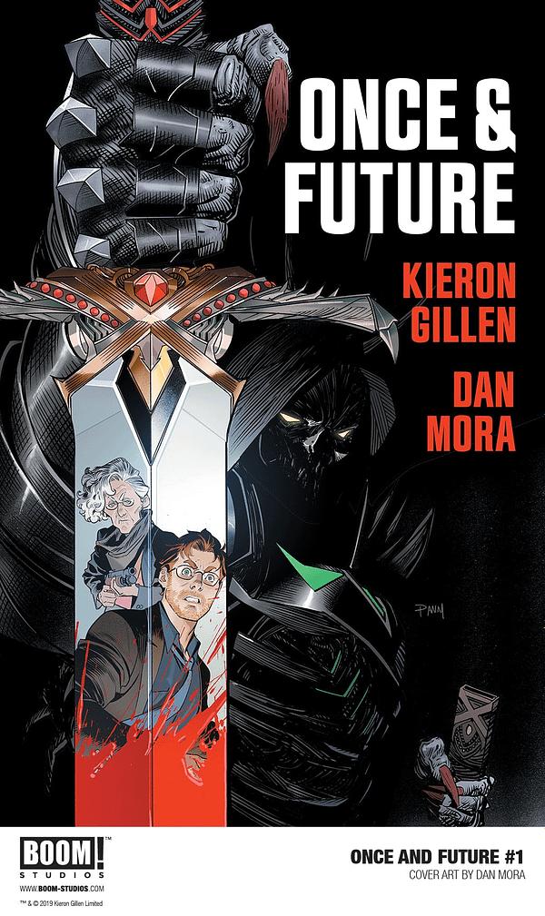BOOM! Urges A Comics #RetailerRevolution, Announces New Kieron Gillen Comic, At ComicsPRO