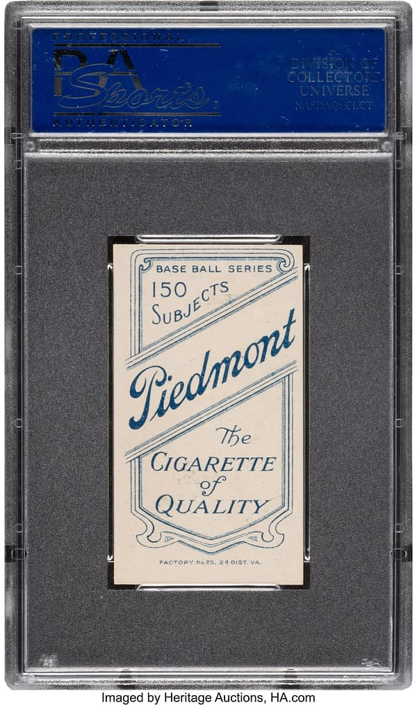 Check Out This Rare Cy Young Baseball Card On Auction At Heritage