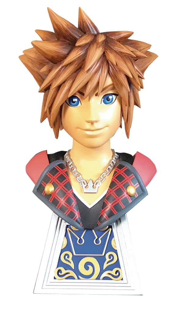 Diamond Select Toys Kingdom Hearts Sora Bust
