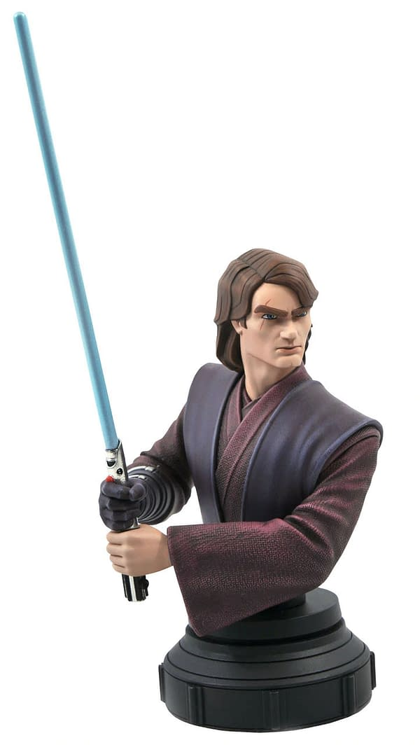 New Star Wars Gentle Giant Statues - Anakin, Vader, and The Child