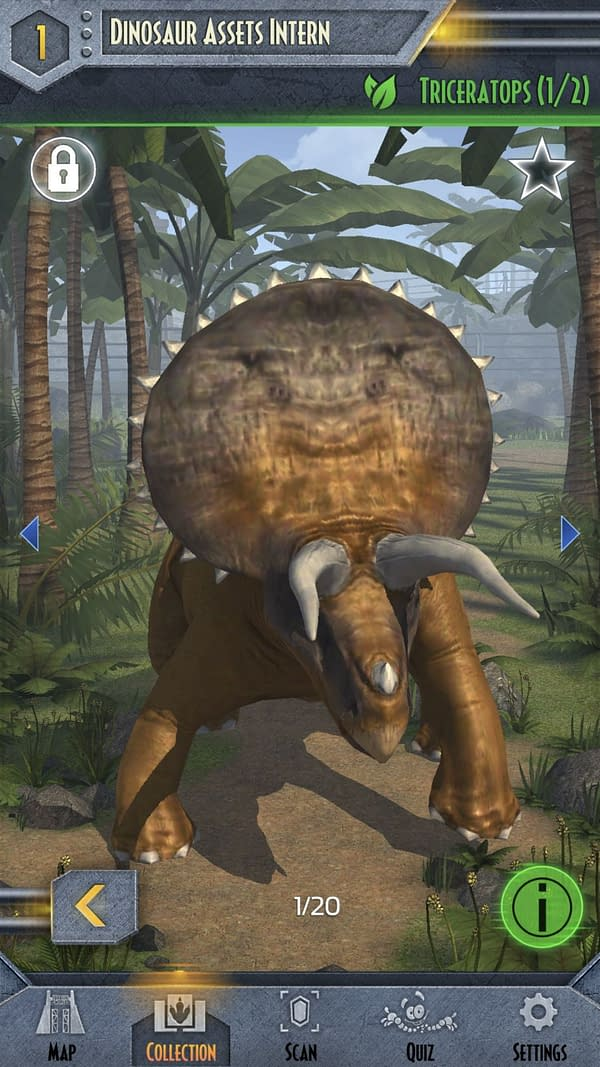 Jurassic World App 3
