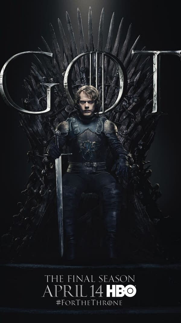 'Game of Thrones' Unfurls 20 New Season 8 Character Posters