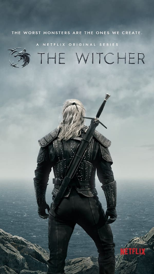 """The Witcher"": Our First-Look at Roach... Because YOU Demanded It"