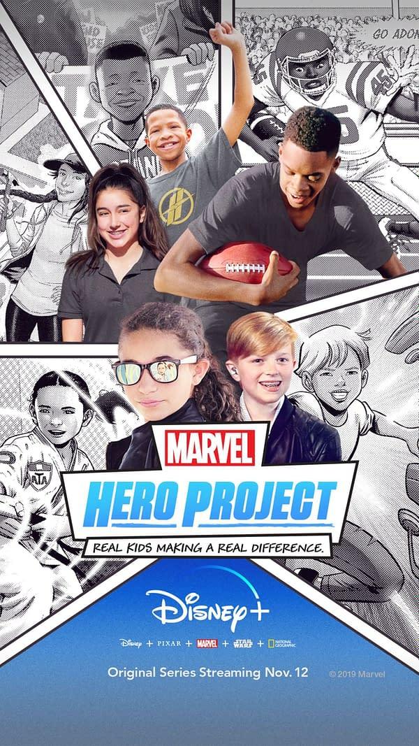 Marvel Hero Project Key Art