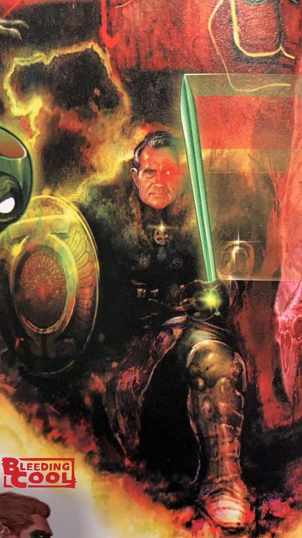 Green Lantern #10