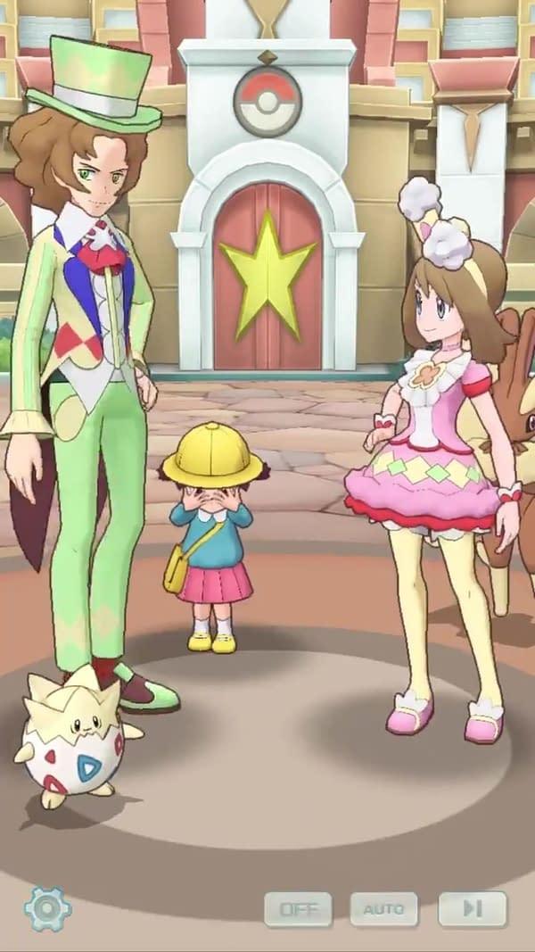 Pokémon Masters EX still. Credit: Pokémon Blog