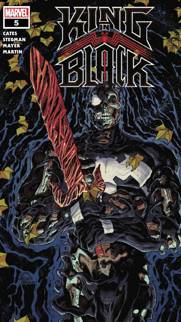 King In Black #5 Review: Overwrought