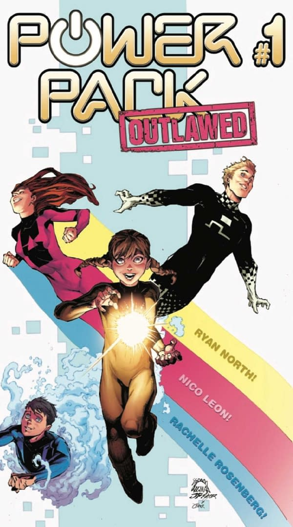 Power Pack #1 Review: Like A Classic 1980s Sitcom