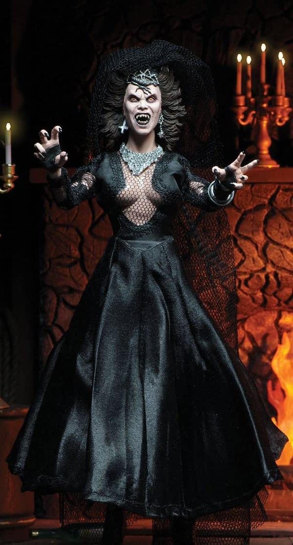 Night of the Demons Scream Factory Steelbook with Angela NECA Figure 2