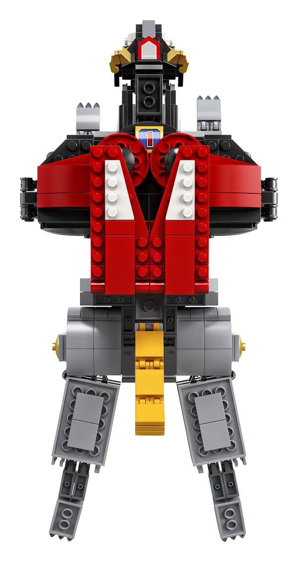 LEGO Ideas Voltron Set 21