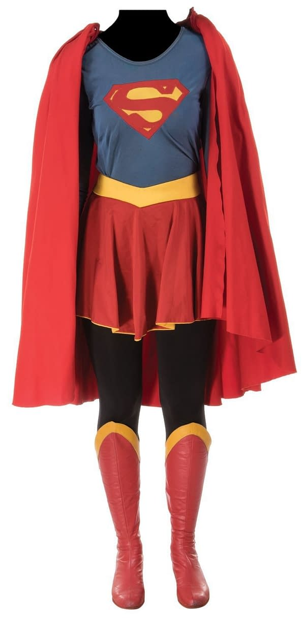 Helen Slater's Supergirl Costume Sells for $20,480 at Auction