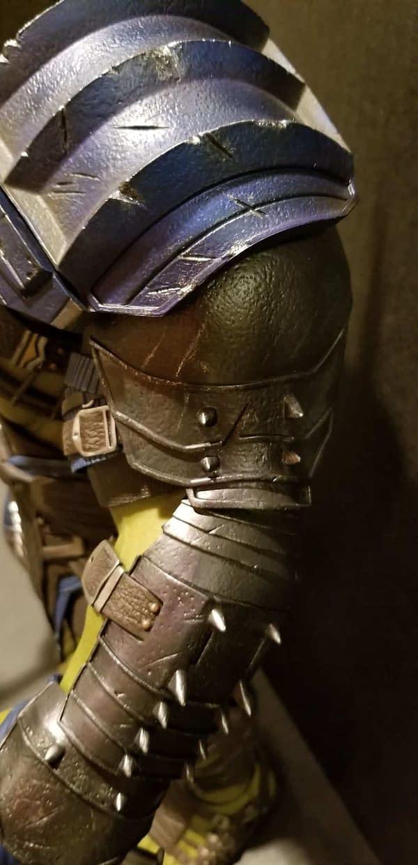 Hot Toys Thor Ragnarok Gladiator Hulk 6