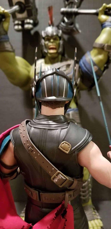 Hot Toys Thor Ragnarok Gladiator Hulk 7