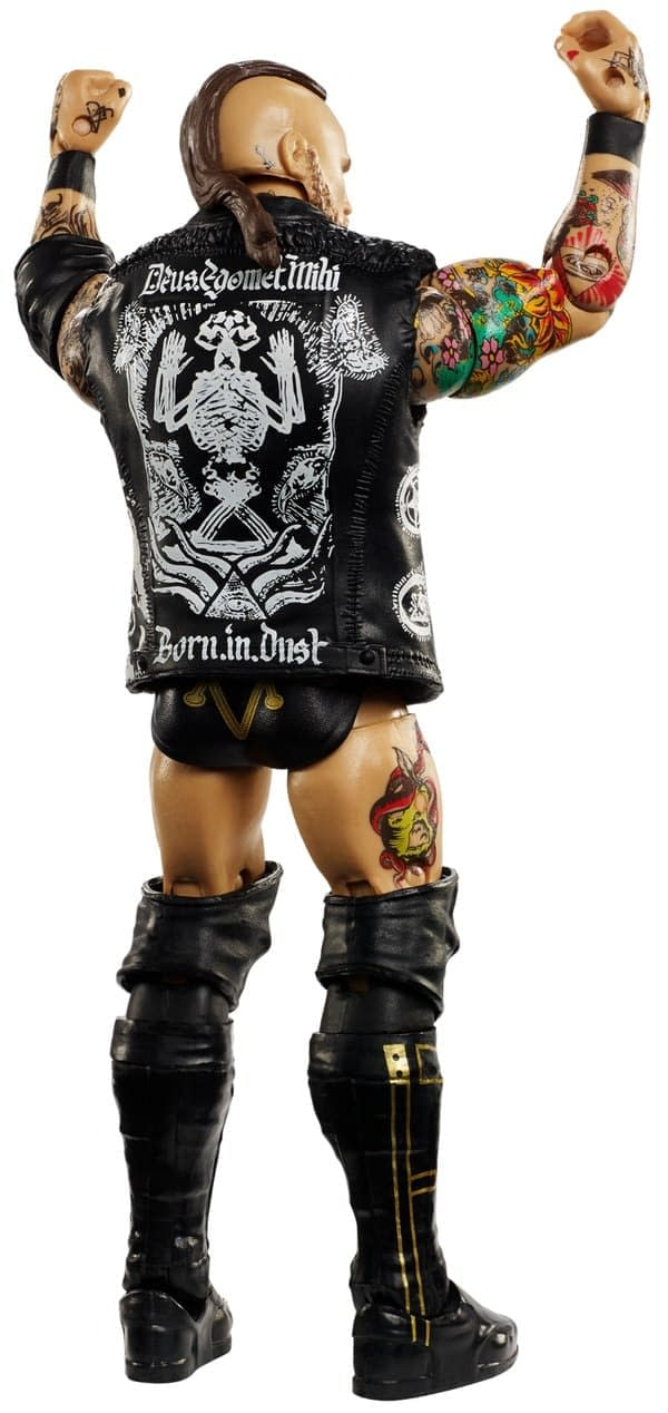 WWE NXT Aleister Black Figure 4