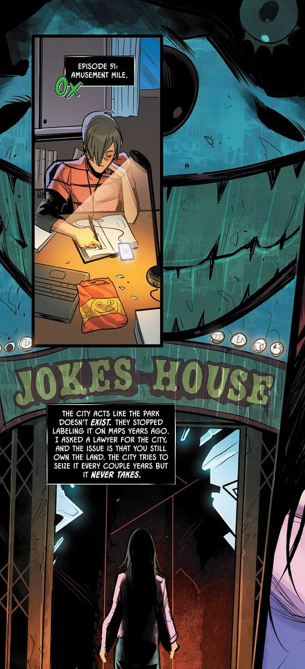 Punchline Revisits The Killing Joke