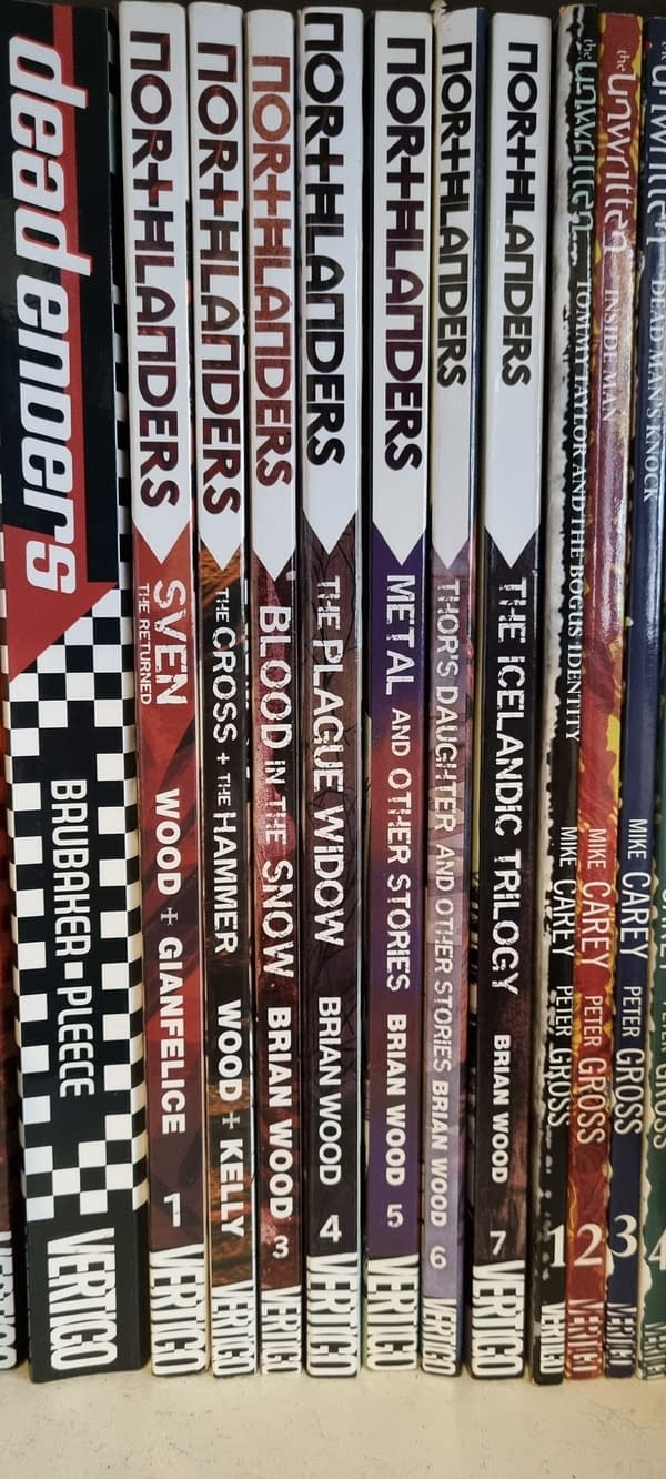 More Graphic Novels That Don't Stack Up On The Shelves