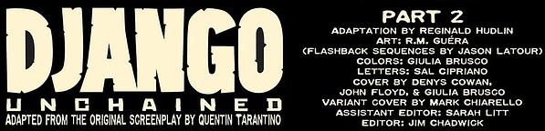 Django Uncredited?
