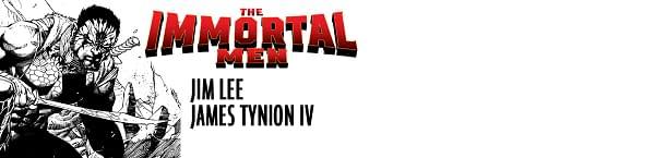 The Immortal Men DC