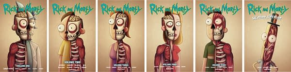 Exclusive Invader Zim, Scott Pilgrim And Rick And Morty Comics From Oni At San Diego Comic-Con 2017