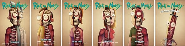 Oni Press Brings Exclusives for Rick and Morty, Dream Daddy, Scott Pilgrim, and More to NYCC