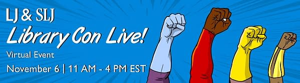 The Third Library Comic Con Live Kicks Off Tomorrow, Everywhere…
