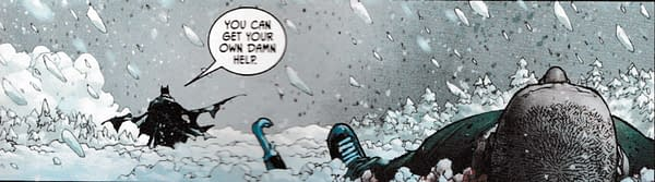 Batman, A Hypocrite in Today's Batman #57 (Again) – Spoilers
