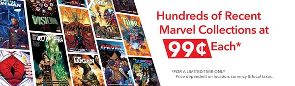 Would You Give 99 Cents for Secret Empire? Up to 95% Off ComiXology Marvel Collections Right Now