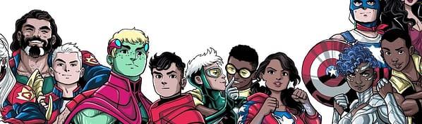 Marvel's Voices: Pride Cover by Luciano Vecchio